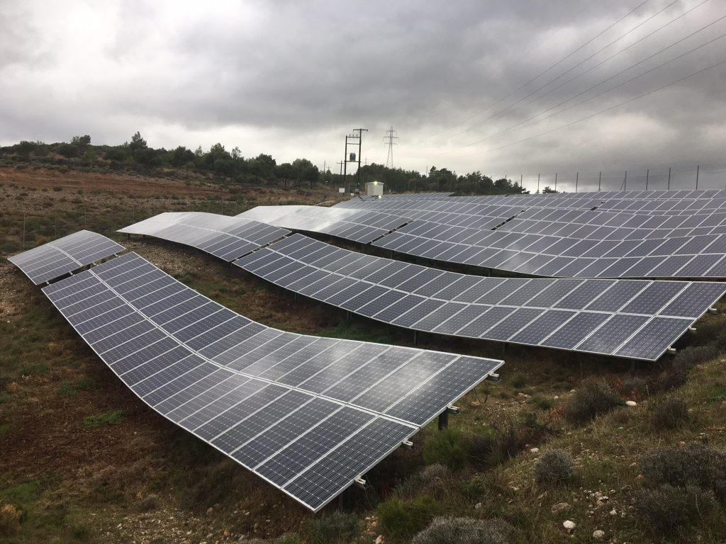 Solar Park Psinthos