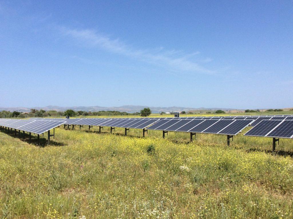 Solar Park Agriolafaki